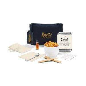 Wanderlust Welcome Gift Set - Black