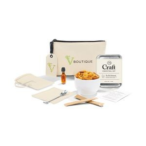 Wanderlust Welcome Gift Set - Natural